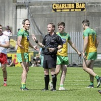 Tyrone joint-manager Feargal Logan happy with prospect of Croke Park Ulster final