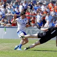Monaghan weather Orchard storm but dark cloud of sorrow hangs over victory