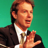 Tony Blair's celebrated Famine message 'was ghost-written by aides'