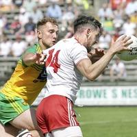 Kerry trouncing gave us 'a good toe up the backside' says Tyrone forward Kieran McGeary