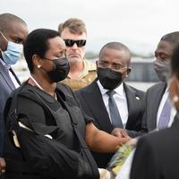 Haiti's interim premier to quit in wake of president's assassination