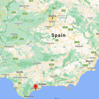 Injuries reported after car rams into pedestrian area in Spain's Marbella
