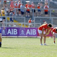 Armagh are fed up being gallant losers: Aidan Forker