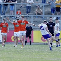 Conor McManus banishes bitter Cavan memory to book Monaghan's Ulster final place