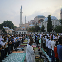 Muslims mark Eid al-Adha holiday amid pandemic restrictions