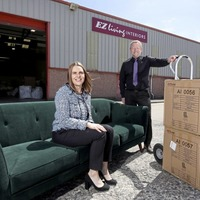 Furniture retailer creates 25 jobs with new Belfast fulfilment centre