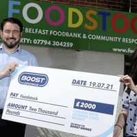 Three community groups set to receive share of £10,000 funding to help drive change in NI