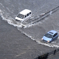 Chinese military blasts dam to divert deadly floodwaters