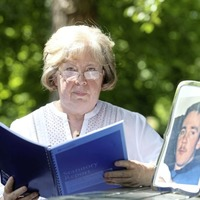 Damien Walsh's mother believes her murdered teenage son was 'victim of collusion'