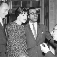 Obama letter among Annie Ross memorabilia bequeathed to Scottish archive