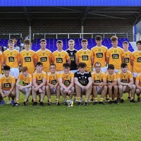 Antrim hurling minor boss Paul Donnelly delighted with progress