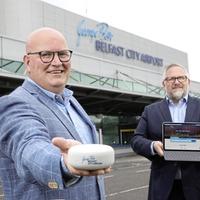 Belfast City Airport kick starts six-figure investment in digital transformation