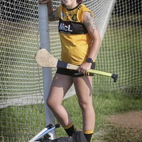A swing and a smile: AJ McMinn's journey from the other side of the interface to the East Belfast camogie forward line