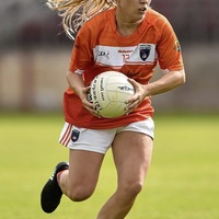 Lauren McConville doing her family proud with Crossmaglen and Armagh