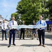 Economy Minister encourages public to vote for their High Street Heroes as deadline nears