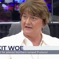 Former First Minister Arlene Foster join GB News