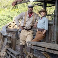 Disney ride-to-screen adaptation Jungle Cruise is 'an uproarious thrill ride'