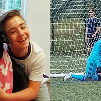 Boy, 13, responds to 'nasty' cyber bullying with disability charity challenge