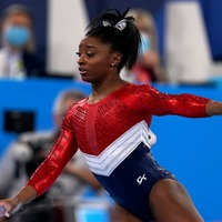 Olympic gymnast Simone Biles praised for speaking frankly about mental health