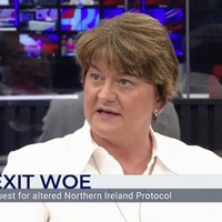 Mary Kelly: Arlene Foster's GB News gig won't make the 'dreary steeples' any more interesting to dwindling numbers of 'mainland' viewers