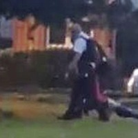 Concern voiced over footage of police dragging young woman from Co Armagh park