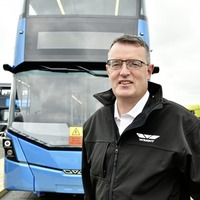 Wrightbus names Co Down GAA legend Neil Collins as new MD