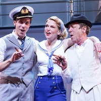 Robert Lindsay says he cried with emotion on opening night of Anything Goes
