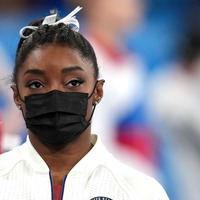 Justin Bieber says he is 'proud' of Olympic gymnast Simone Biles