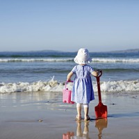 Lynette Fay: Holidaying with a toddler is all about survival of the fittest
