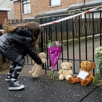 Toddler left fighting for her life after Ardoyne stabbing now `stable'