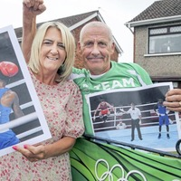 Mother of west Belfast boxer Aidan Walsh delighted after he fights his way to Olympic medal
