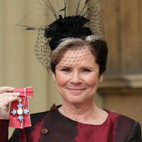 The Crown star Imelda Staunton pictured as Queen for first time
