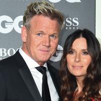 Tana Ramsay slips into wedding dress 25 years on