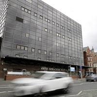 Nurse 'shaken' after car hijacked near Mater Hospital in north Belfast