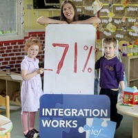 Survey finds increased support for integrated education