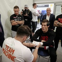 Tommy McCarthy plans Chris Billam-Smith rematch and he'll have Carl Frampton in his corner again