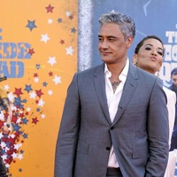 Rita Ora and Taika Waititi join John Cena at star-studded Suicide Squad premiere
