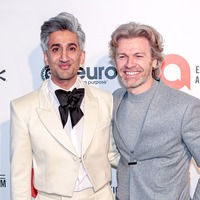 Queer Eye star Tan France welcomes son with husband Rob