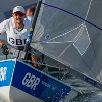 Giles Scott 'relieved not to give dad a heart attack' after tense sailing gold