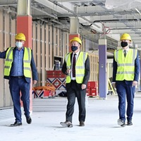 Construction thrown contracts lifeline as material costs spiral