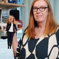 Barbie creates doll in honour of Oxford vaccine co-creator