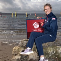 'Absolute joy' for family of Hannah Mills as she wins historic sailing gold