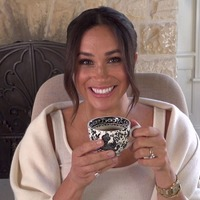 Meghan launches project to mentor women with video featuring a juggling Harry