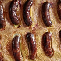 James St South Recipes: Wet weather favourites toad in the hole and baked rice pudding