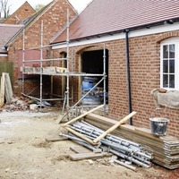 House building growth placing new pressure on labour and supply chains