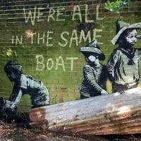 Potential Banksy artwork appears in Lowestoft