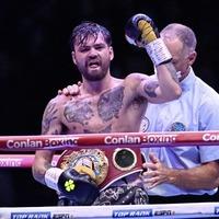 Tyrone McKenna beats tough Mexican Felix to clinch WBO belt