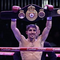 """Michael Conlan says of Feile fight win: """"I thought 2019 couldn't be beaten, but I think tonight just did."""""""