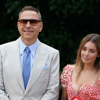 David Walliams shares picture with reported ex-girlfriend Keeley Hazell