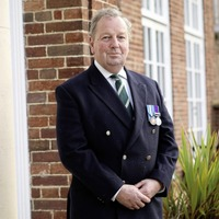 Commissioner Danny Kinahan seeks to change people's views about veterans as legacy controversy rages
